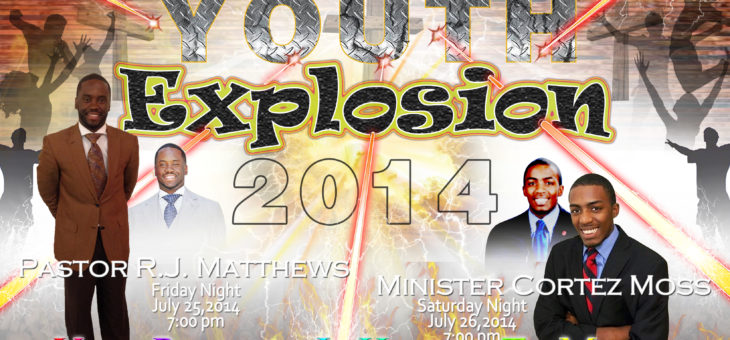Youth Explosion 2014